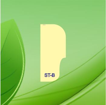 Vách ngăn bồn tiểu ST-B