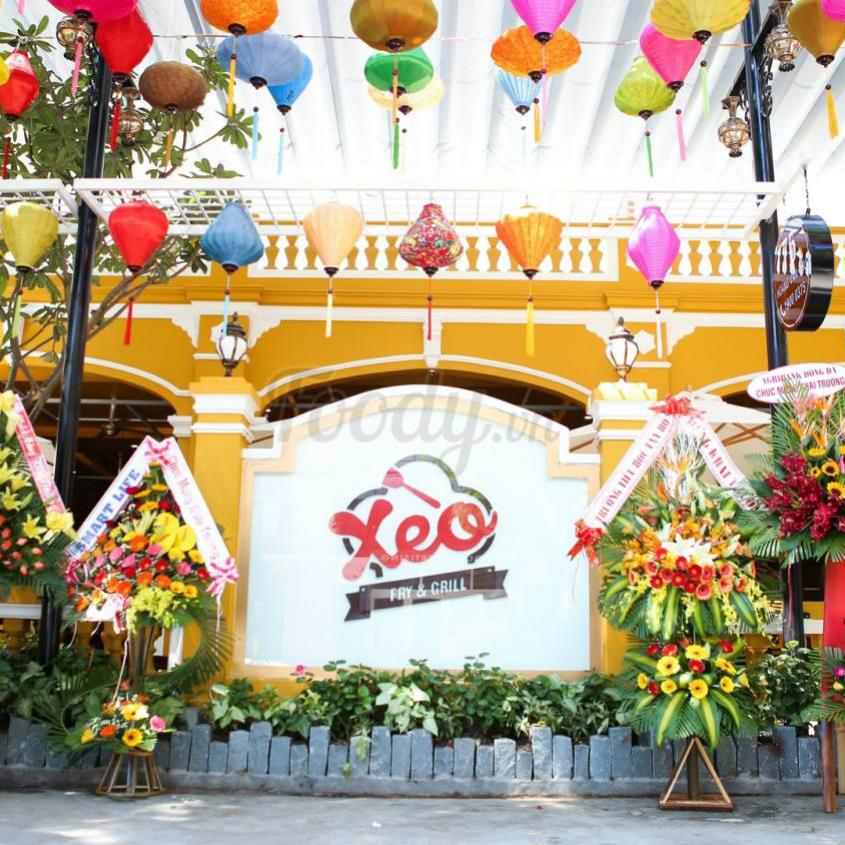 Nhà Hàng ẩm thực Xèo Đà nẵng