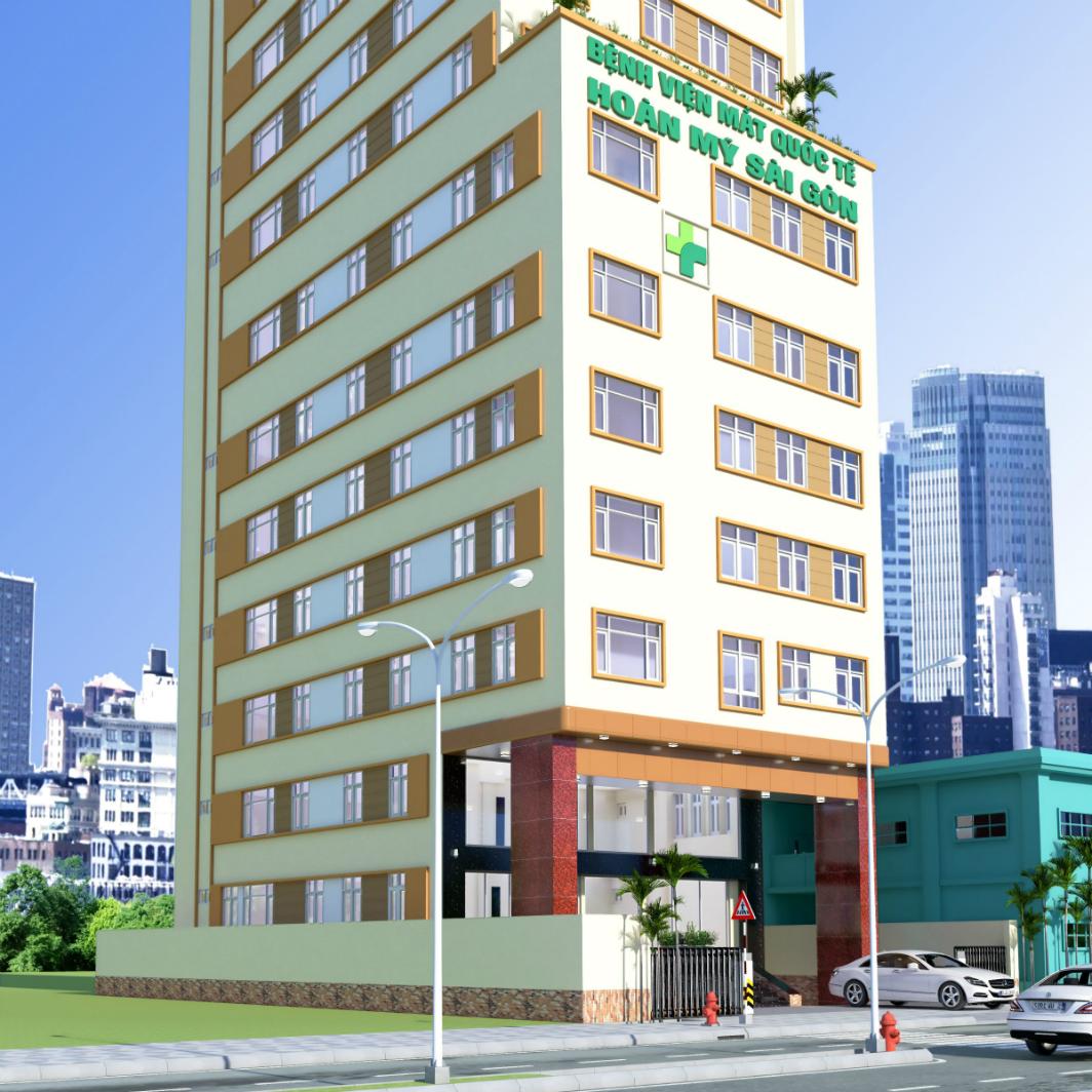 BỆNH VIỆN MẮT QUỐC TẾ HOÀN MỸ - Sài Gòn