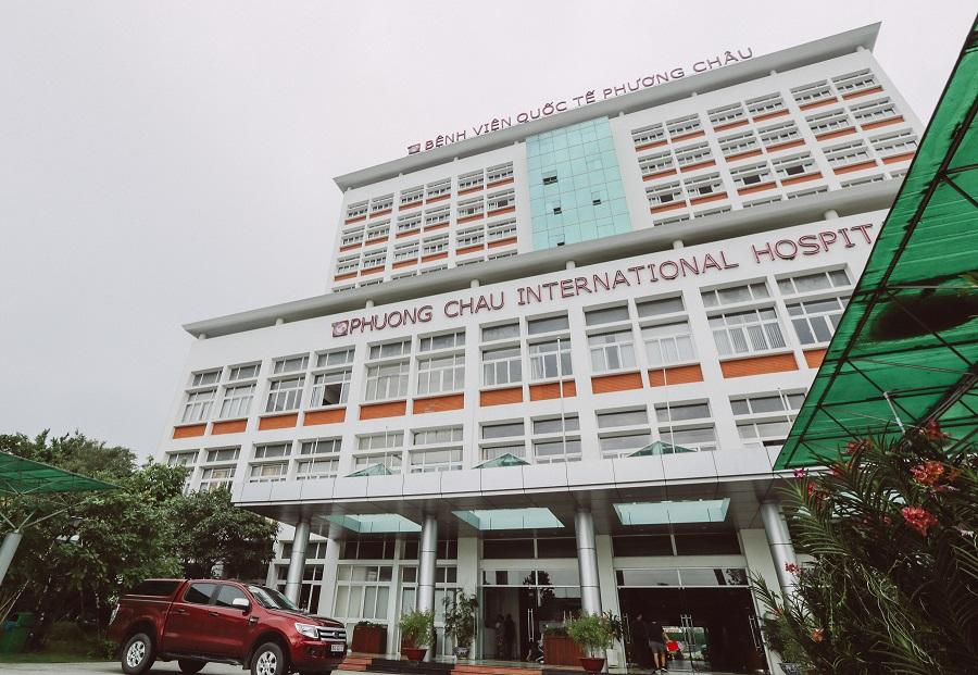 PHƯƠNG CHÂU - SÓC TRĂNG INTERNATIONAL HOSPITAL