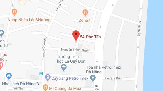Văn phòng TP. Đà Nẵng