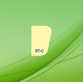 Vách ngăn bồn tiểu ST-C