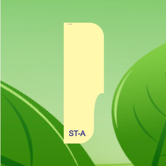 Vách ngăn bồn tiểu ST-A